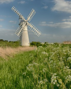 Thurne Wind Pump