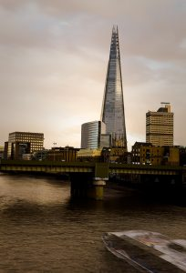 The Shard from Southwark Bridge