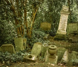 Abney Park Monuments